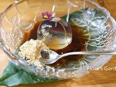 水滴蛋糕(又稱水信玄餅) - 愛料理