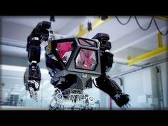 Avatar Like Tech Robot 'METHOD 1' Tested in South Korea