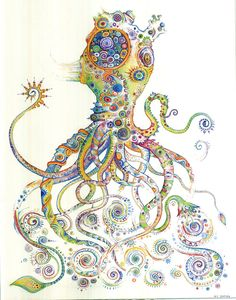"""""""The Impossible Specimen 2"""" by Will Santino"""