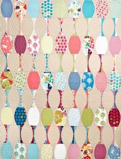 Sew Kind Of Wonderful - Urban Birthday pattern
