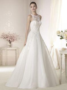Brautkleider im gehobenen Preissegment   miss solution Bildergalerie - Dantoine by WHITE ONE
