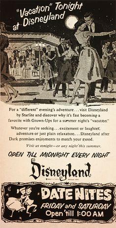 Date Night at Disneyland