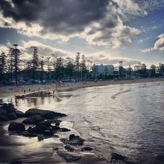 Manly, Sydney- my favorite surfing beach! Manly Sydney, Places To Travel, Places To Go, What A Wonderful World, Travel Images, Sydney Australia, Sydney Harbour Bridge, South Wales, Vacation Spots