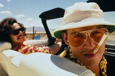 Raoul Duke & Dr. Gonzo_Fear and Loathing in Las Vegas