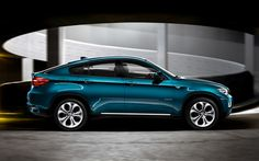BMW X6 : Images and videos