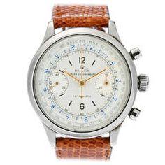 Rolex Stainless Steel Waterproof Oyster Chronograph Wristwatch Ref 3525