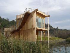 Espacios en madera: arquitectura efímera