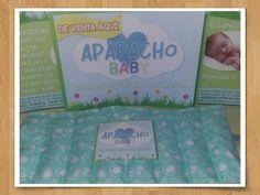 Apapacho baby ositos aqua