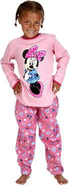 Minnie Mouse Pyjama 116-122
