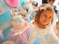 Cinderella Birthday Party Ideas | Photo 1 of 48 | Catch My Party