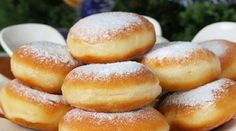 Їжа - Page 8 of 64 Bread And Pastries, Christmas In Ukraine, Choux Pastry, No Bake Cake, Donuts, Food To Make, Cake Recipes, Nutella, Food And Drink