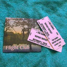 Thanks for hooking me up @guitaronthereg! Come see @flightclubva tonight @thecamelrva despite the rain and impending hurricane  #rva #rainydaze #hurricanejoaquin