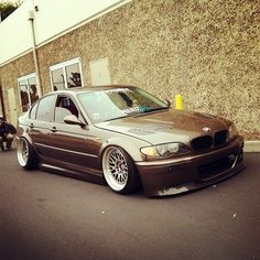 One of the best looking BMW E46 saloons!