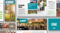 Aldrich Street at Mueller — Dyal — Branding & Graphics