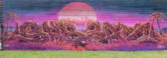 'Prototype 1.2' #graffiti #melbourne #spraycanart #skr3am #skream3 #megaburner #skreamthree #retro #sunset #cops #testarossa #overdrive #hwy #life #redline #rls #redlightstudio #whenthebasslinedropsfloorit #pedaltothemedal