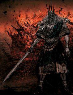 O livro de arte de Dark Souls vai sair no Ocidente