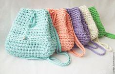 """Купить Рюкзачок """"Яркое лето"""" (5 цветов) - разноцветный, рюкзачок, рюкзак женский, рюкзак для девушки"""