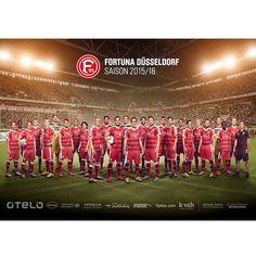 Fortuna Düsseldorf 1895: Home