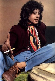 Jimmy Page . . .