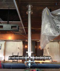 Custom beer tower extension