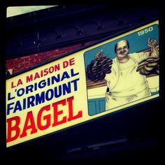 THE spot pour les bagels - Fairmont bagels, Montreal