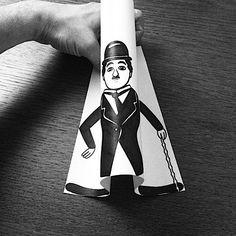 Super Creative Drawings on Paper | Abduzeedo Design Inspiration