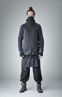 Shinobi FW 2014 http://shinobiwear.com