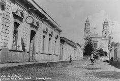 <3 Templo El Senor de la Salud en Zamora, Michoacan, Mexico. Fun Facts, Mexico, Street View, History, Photography, Roots, Viva Mexico, Temple, Old Pictures