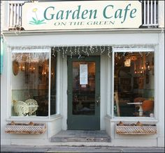 Garden Cafe Woodstock, NY - Vegan and Organic