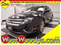 2010 Ford Fusion For