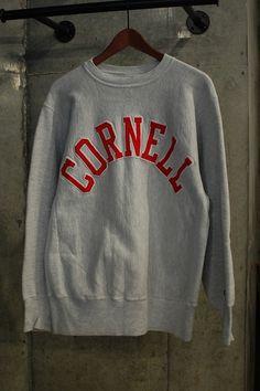 1990s Champion Reverse Weave Sweat http://f-f-koenji.tumblr.com/ FIFTY-FIFTY