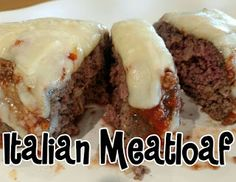 Pers~ a~Natalie: Italian Meatloaf