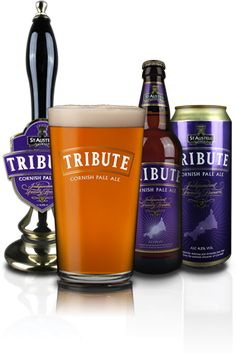 This isn't the greatest ale in the world, this is just a tribute. We are but men, ROCK!