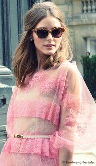 Olivia Palermo for Valentino fall 2012