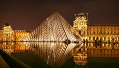 The Louvre at Night by John S - Photo 194232207 / 500px