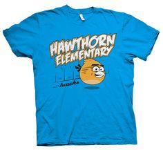Shirt Kong: #hawthorn #elementary #angrybirds #tshirt #screenprinting #class #school