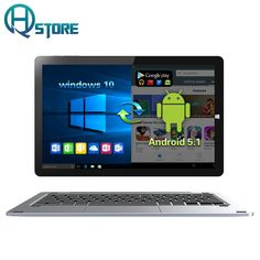 "10.1"" Chuwi Hi10 Pro Dual OS Tablet PC Quad Core Intel Z8350 Windows 10+Android 5.1 4G RAM 64G ROM IPS 1920*1200 Type-C 3.0 HDMI //Price: $192.22//     #storecharger"