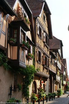 Obernai rue Plus