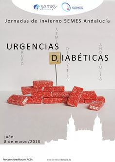 Ya podéis inscribiros para las próximas Jornadas de Invierno SEMES ANDALUCÍA Urgencias Diabéticas que se celebrarán en Jaén el 8 de Marzo, os dejamos el link: http://www.semesandalucia.es/jornadas-urgencias-diabeticas/