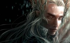 Thranduil by EM-MIKA on DeviantArt