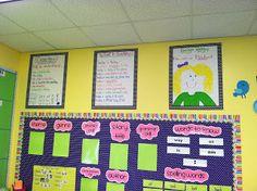 Classroom Decorating: Day Ten