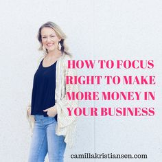Are you focusing on the right stuff in your business? If not then you can keep on reading.  I have been in business now for over 5 years. I knew I wanted to grow my business organically and have my full-time job before I took the leap to freedom. In my earlier years as a business owner I was focusing on all the wrong things. I can't believe that I talked about writing a book every year, but never did anything about it. read more...
