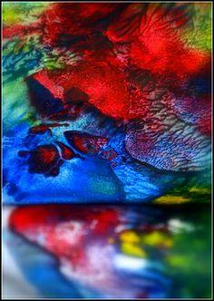 "Saatchi Art Artist Yo  La; Painting, ""Japanese Spring -Sanctuary"" #art"