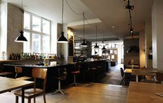 not-for-them: The MichelBerger Hotel in Berlin - bar area