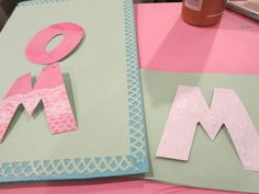 DIY mother's day cards!!