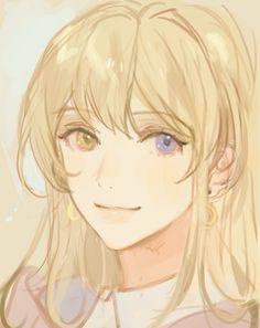Pretty Anime Girl, Beautiful Anime Girl, Kawaii Anime Girl, Anime Art Girl, Aesthetic Art, Aesthetic Anime, Pretty Art, Cute Art, Animes Emo