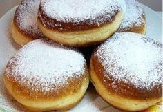 Bread Rolls, Churros, Doughnut, Bread Recipes, Hamburger, Food, Rolls, Buns, Essen