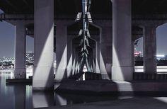 Bridges Exploration at Night – Fubiz Media