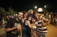 Gente della notte (rosa). #Ravenna