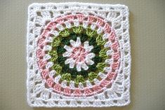 Ravelry: Project Gallery for Squaring the Big Circle pattern by Kate Jenks made by buttercup11's ZZ A